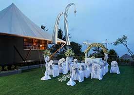 Get married in Bali